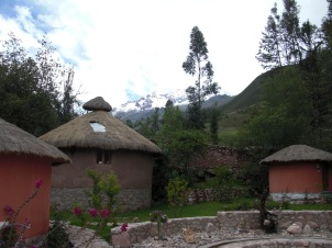 some of firepit and chakra houses