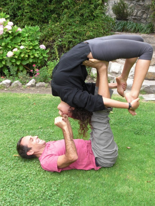 more awesome acro yoga