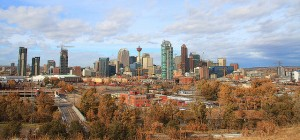 View of downtown Calgary, Alberta (courtesy Flickr Creative Commons - author: minniemouseaunt)
