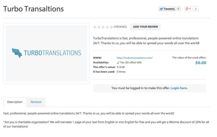 turbo translations