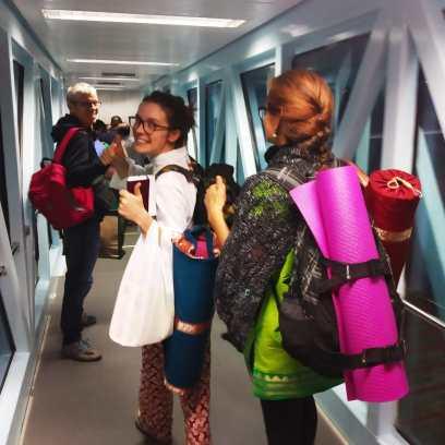 yoga travellers :-)